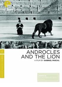Andrócles e O Leão - Poster / Capa / Cartaz - Oficial 1