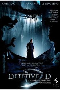 Detetive D e o Império Celestial - Poster / Capa / Cartaz - Oficial 3