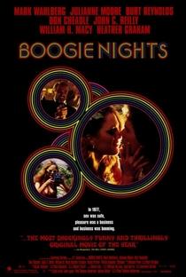 Boogie Nights: Prazer Sem Limites - Poster / Capa / Cartaz - Oficial 10