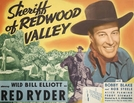 Bandidos do Vale (Sheriff of Redwood Valley)