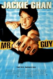 Mr. Nice Guy - Bom de Briga - Poster / Capa / Cartaz - Oficial 4