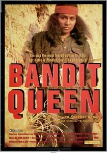 Rainha Bandida - Poster / Capa / Cartaz - Oficial 4