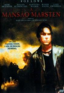 A Mansão Marsten - Poster / Capa / Cartaz - Oficial 2