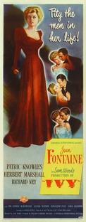 Ivy, a História de uma Mulher - Poster / Capa / Cartaz - Oficial 2