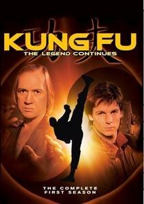 Kung Fu: A lenda continua (1ª Temporada) - Poster / Capa / Cartaz - Oficial 1