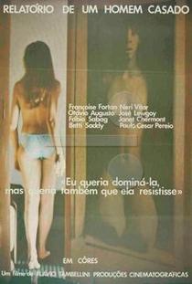 Relatório de um homem casado - Poster / Capa / Cartaz - Oficial 1