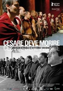 César Deve Morrer - Poster / Capa / Cartaz - Oficial 1