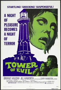 Tower Of Evil - Poster / Capa / Cartaz - Oficial 1