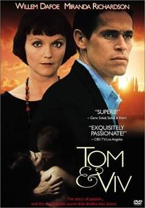 Tom e Viv - Poster / Capa / Cartaz - Oficial 2