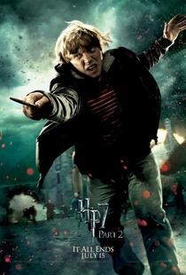 Harry Potter e as Relíquias da Morte - Parte 2 - Poster / Capa / Cartaz - Oficial 24