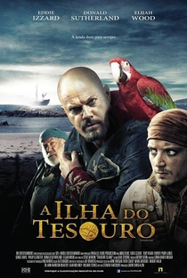 A Ilha do Tesouro - Poster / Capa / Cartaz - Oficial 1