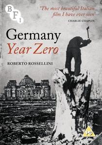 Alemanha, Ano Zero - Poster / Capa / Cartaz - Oficial 3