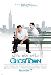 Ghost Town - Um Espírito Atrás de Mim - Poster / Capa / Cartaz - Oficial 3