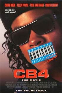 CB4 - Uma História sem Rap End - Poster / Capa / Cartaz - Oficial 1