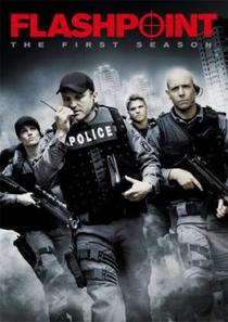 Flashpoint (1ª Temporada) - Poster / Capa / Cartaz - Oficial 1
