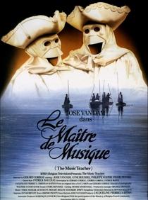 O Mestre da Música - Poster / Capa / Cartaz - Oficial 2