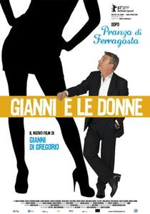 Gianni e as Mulheres - Poster / Capa / Cartaz - Oficial 1
