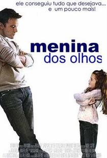Menina dos Olhos - Poster / Capa / Cartaz - Oficial 3