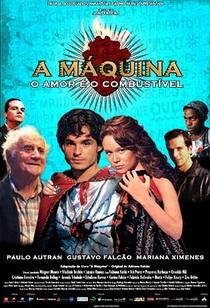 A Máquina - Poster / Capa / Cartaz - Oficial 1