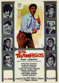 Los Tramposos - Poster / Capa / Cartaz - Oficial 1