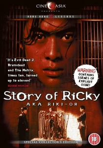 A História de Ricky - Poster / Capa / Cartaz - Oficial 2