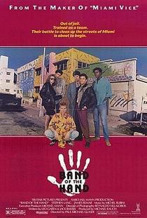 A Quadrilha da Mão  - Poster / Capa / Cartaz - Oficial 3