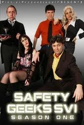 Safety Geeks:SVI (1ª Temporada) - Poster / Capa / Cartaz - Oficial 1
