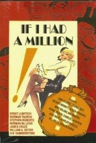 Se Eu Tivesse um Milhão - Poster / Capa / Cartaz - Oficial 1