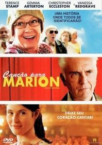 Canção para Marion - Poster / Capa / Cartaz - Oficial 5