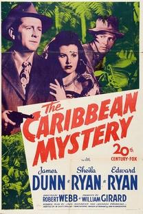 Crime nas Antilhas - Poster / Capa / Cartaz - Oficial 1