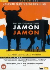 Jámon, Jámon  - Poster / Capa / Cartaz - Oficial 1