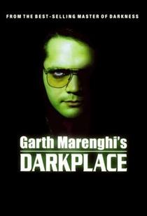 Garth Marenghi's Darkplace - Poster / Capa / Cartaz - Oficial 1