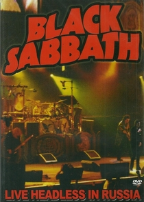 Black Sabbath - Live Headless In Russia - Poster / Capa / Cartaz - Oficial 1