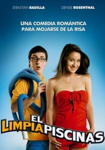 El Limpiapiscinas - Poster / Capa / Cartaz - Oficial 1