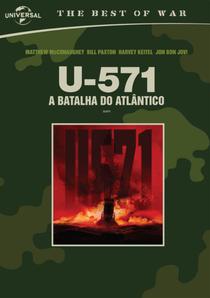 U-571 - A Batalha do Atlântico - Poster / Capa / Cartaz - Oficial 8
