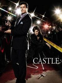 Castle (2ª Temporada) - Poster / Capa / Cartaz - Oficial 1