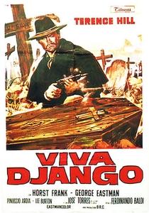 Viva Django! - Poster / Capa / Cartaz - Oficial 4