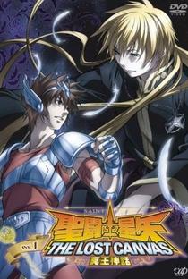 Os Cavaleiros do Zodíaco: The Lost Canvas (1ª Temporada) - Poster / Capa / Cartaz - Oficial 3