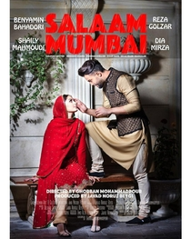 Hello Mumbai: Salam Mumbai - Poster / Capa / Cartaz - Oficial 1