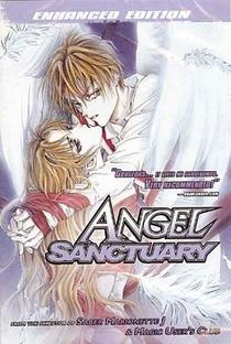 Angel Sanctuary - Poster / Capa / Cartaz - Oficial 7