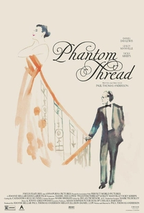 Trama Fantasma - Poster / Capa / Cartaz - Oficial 1