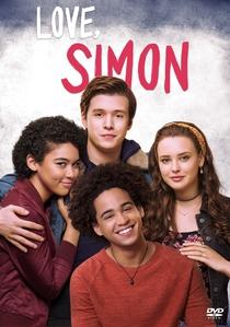 Com Amor, Simon - Poster / Capa / Cartaz - Oficial 5