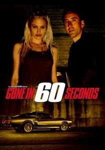 60 Segundos - Poster / Capa / Cartaz - Oficial 3