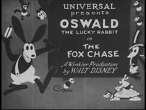 The Fox Chase - Poster / Capa / Cartaz - Oficial 1