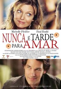 Nunca é Tarde para Amar - Poster / Capa / Cartaz - Oficial 5