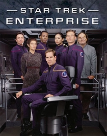 Jornada nas Estrelas: Enterprise (3ª Temporada) - Poster / Capa / Cartaz - Oficial 2
