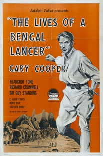 Lanceiros da Índia - Poster / Capa / Cartaz - Oficial 4