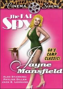 The Fat Spy - Poster / Capa / Cartaz - Oficial 3