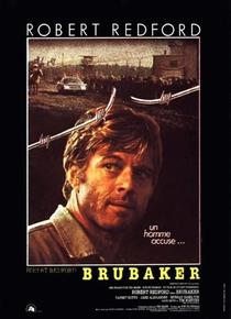 Brubaker - Poster / Capa / Cartaz - Oficial 1