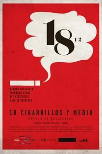 18 Cigarros e Meio - Poster / Capa / Cartaz - Oficial 1